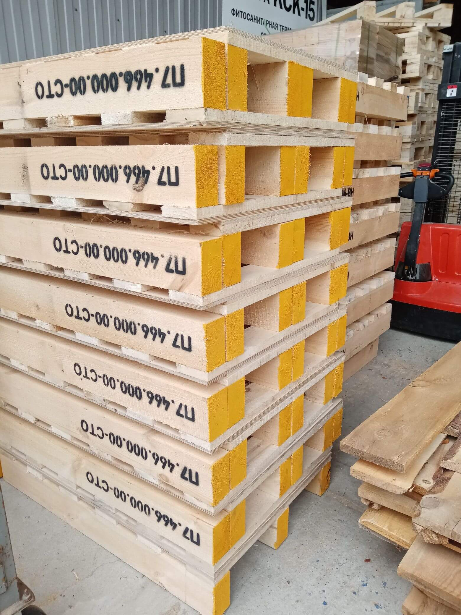 Тара деревянная на заказ