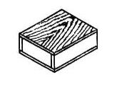 Ящик из фанеры до 10 кг тип I ГОСТ 5959-80