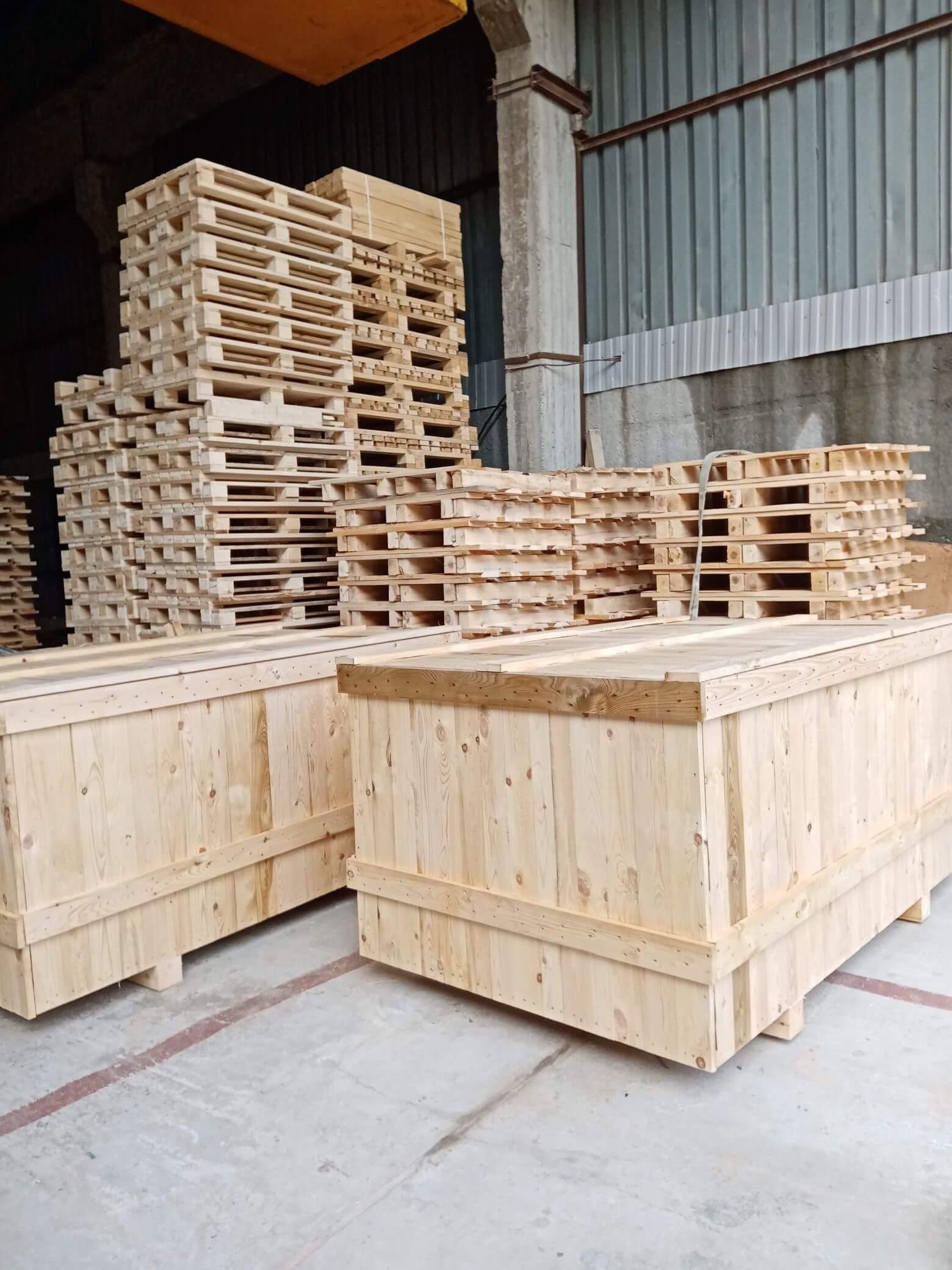 Ящик для грузов до 20000 кг III-2 ГОСТ 10198-91